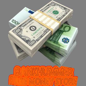 Buy fake money